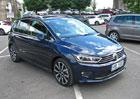 Volkswagen Golf Sportsvan: Poprvé na českých silnicích