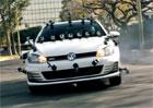 Video: Volkswagen Golf GTI, Tanner Foust a spousta kamer GoPro