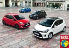 Toyota Yaris: První dojmy