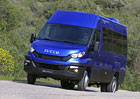 Iveco Daily nov� generace kompletn� p�edstaveno (+video)
