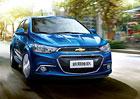 Chevrolet Aveo: Malý chevy pro Čínu podrobněji