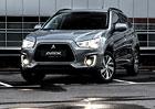 Mitsubishi ASX MY 2015: S denními diodami a novou převodovkou CVT