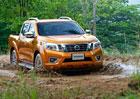 Nový Nissan Navara oficiálně, v Česku se objeví přístí rok