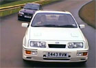 Ford RS Cosworth: Sierra a Escort ve snímku od XCar