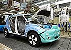 Kia zahájila výrobu elektromobilu Soul  EV, bude i v Česku