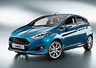 Ford v Německu zachová výrobu modelu Fiesta