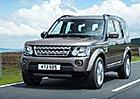Land Rover představil Discovery modelového roku 2015 (+video)