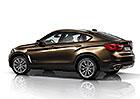 BMW X6 Individual: Nový bavorský crossover v exkluzivním balení