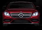 Mercedes-Benz CLS dostane světlomety Multibeam LED