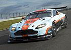 Závodní Aston Martin dostane solární panely