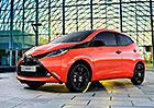 Toyota Aygo: V základu X od 209.900 Kč a spousta akčních paketů