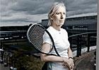 V britském průzkumu Hondy zvítězila tenistka Martina Navrátilová