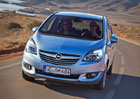 Opel Meriva dostal nov� z�kladn� turbodiesel, m� 70 kW a 280 N.m