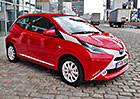 Toyota Aygo: Jízdní dojmy z Rotterdamu