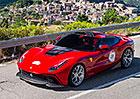 Ferrari F12 TRS: Unikátní speciál je hold slavnému modelu 250 Testa Rossa (+video)