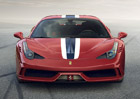 Ferrari chystá odlehčený roadster 458 Spider Speciale