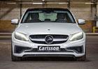 Mercedes-Benz C 2014 s optickým vylepšením od Carlssonu