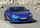 Subaru může přijít o model BRZ