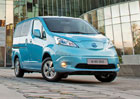 Nissan chce přesvědčit fleetaře, aby používali elektrické e-NV200