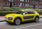 Citroën C4 Cactus: První jízdní dojmy