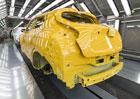 Nissan zahájil výrobu modernizovaného modelu Juke