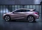 Infiniti QX30 přijede příští rok, o luxusní Nissan Juke však nepůjde