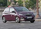 Peugeot 108: První jízdní dojmy