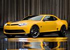 Chevrolet Camaro následuje Mustang, šestá generace dostane čtyřválec