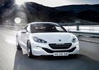 Peugeot zeštíhluje modelovou řadu, druhá generace kupé RCZ ale bude