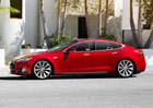 Tesla Motors utrpěla těžkou ztrátu, prodej nedosáhl očekávání