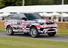 Range Rover Sport SVR: Silné SUV dostane 550 koní (+video)