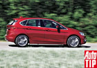 BMW 225i Active Tourer: Je to skute�n� bavor�k?