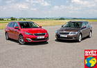 Škoda Octavia Combi 1.2 TSI vs. Peugeot 308 SW 1.2 PureTech
