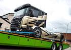 Scania Chimera: Truck s výkony supersportu