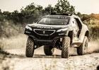 Peugeot 2008 DKR: Známe kompletní technická data speciálu pro Dakar (+video)
