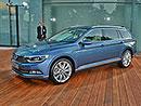 Nov� Volkswagen Passat: V�e, co o n�m v�me + fotografie z premi�ry