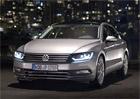Volkswagen Passat B8: Nová generace na prvních videích