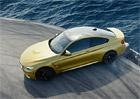 Video: BMW M4 driftuje na letadlové lodi
