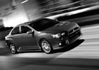 Mitsubishi Lancer Evolution s lehkými úpravami pro 2015