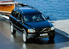 Volvo XC90: Výroba první generace byla ve Švédsku ukončena