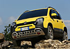 Fiat Panda Cross: Baby off-road