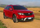 Fiat Freemont Cross: Americko-italsk� k��enec do lehk�ho ter�nu