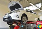 Toyota Auris Hybrid Touring Sports Style � Ve m�st� za 4,9 l na 100 km