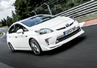Toyota Prius Plug-in se stala rekordmanem Nürburgringu