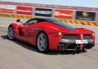 Ferrari si patentovalo přesnější systém řízení