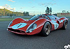 Ferrari 330 P4: Rudá bestie na videu od Petrolicious