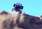 Video: Extrémní jízda do vrchu
