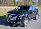 Cadillac Escalade dostane diesel i sportovní verzi