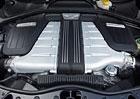 Bentley se nevzdá motorů W12