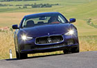 Maserati chce omezit roční produkci na 75.000 vozů, minulý rok ale prodalo jen 15.400 kusů